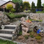 Gartengestaltung, Dekorieren und verschönern