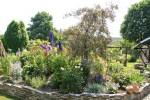 Gartenanlage, Dekoration