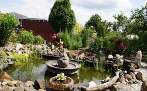 Garten und Gestaltung, Dekoration